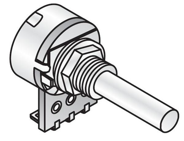 Potentiometers Pots Rheostat